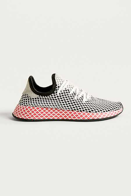 adidas Originals Deerupt Core Black Running Trainers