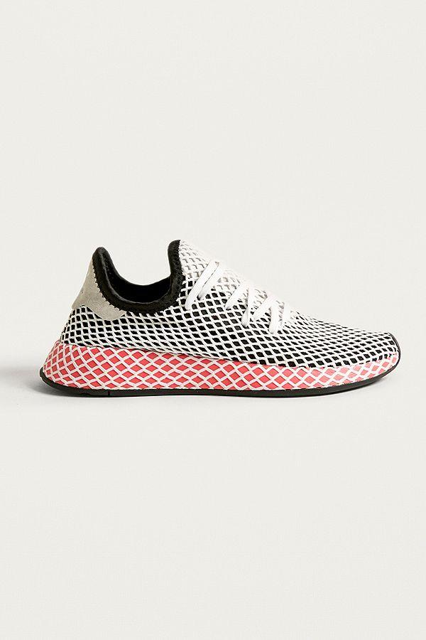 adidas Originals Deerupt Core Black Running Trainers