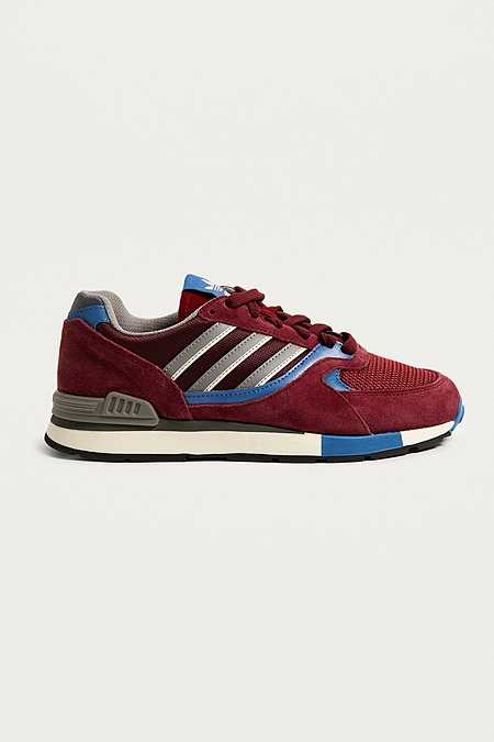 "adidas Originals – Sneaker ""Quesence"" in Weinrot"