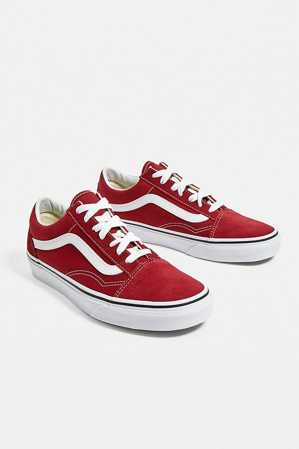TrainersUrban Rumba Outfitters Uk Vans Red Skool Old OXk0nwP8