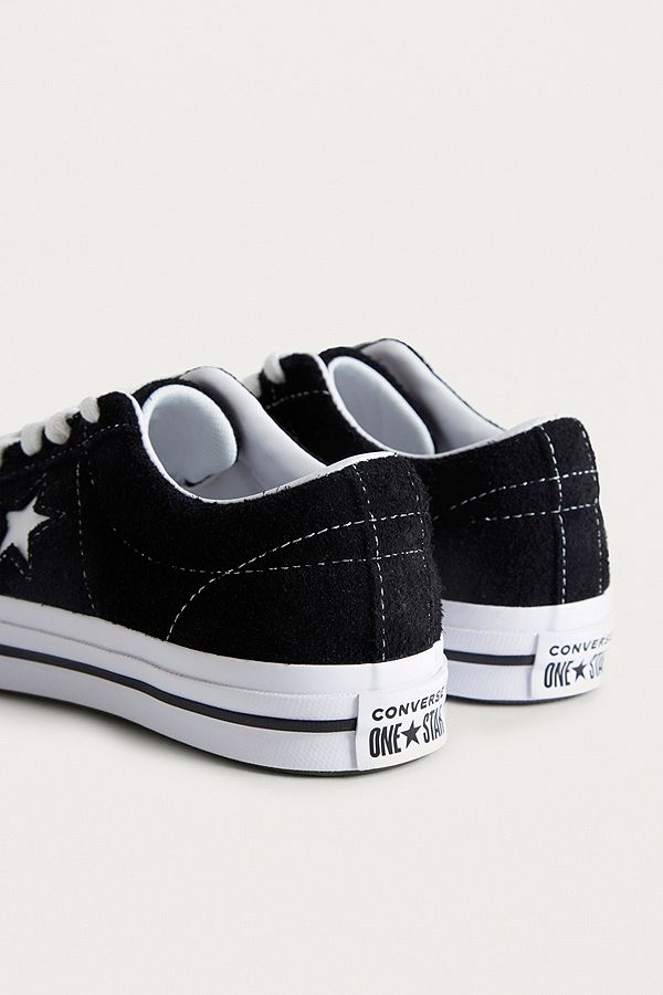 converse suede trainers