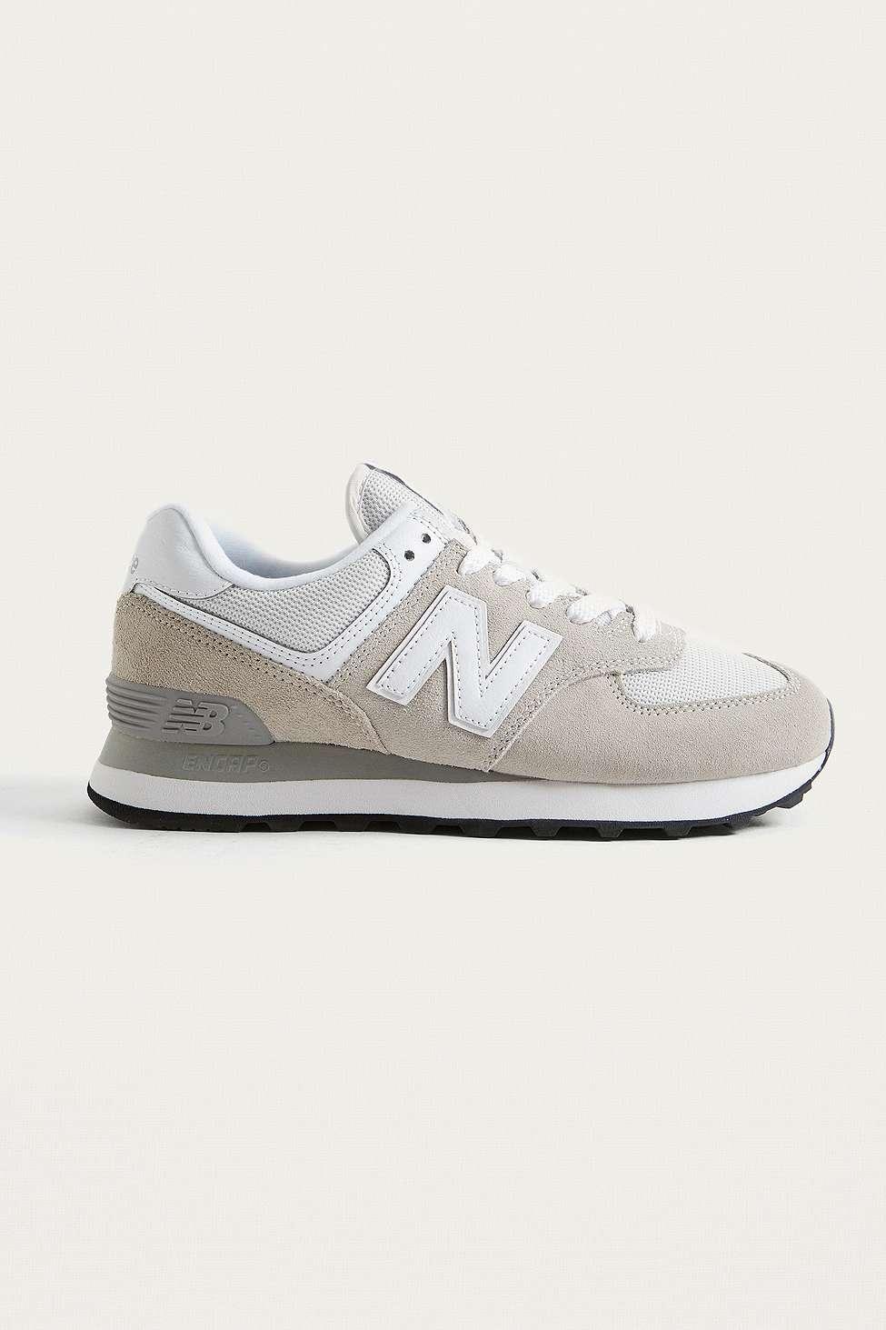 New BalanceWL574 - Trainers - white