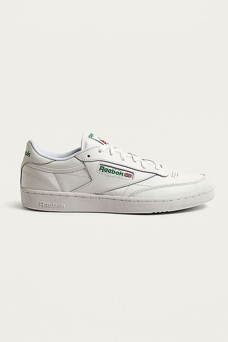 Reebok Club C 85 White Archive Trainers