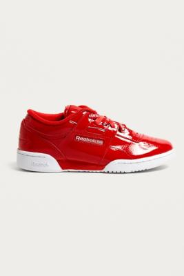 Reebok - Reebok X Opening Ceremony OC Workout Lo Clean Trainers, Red