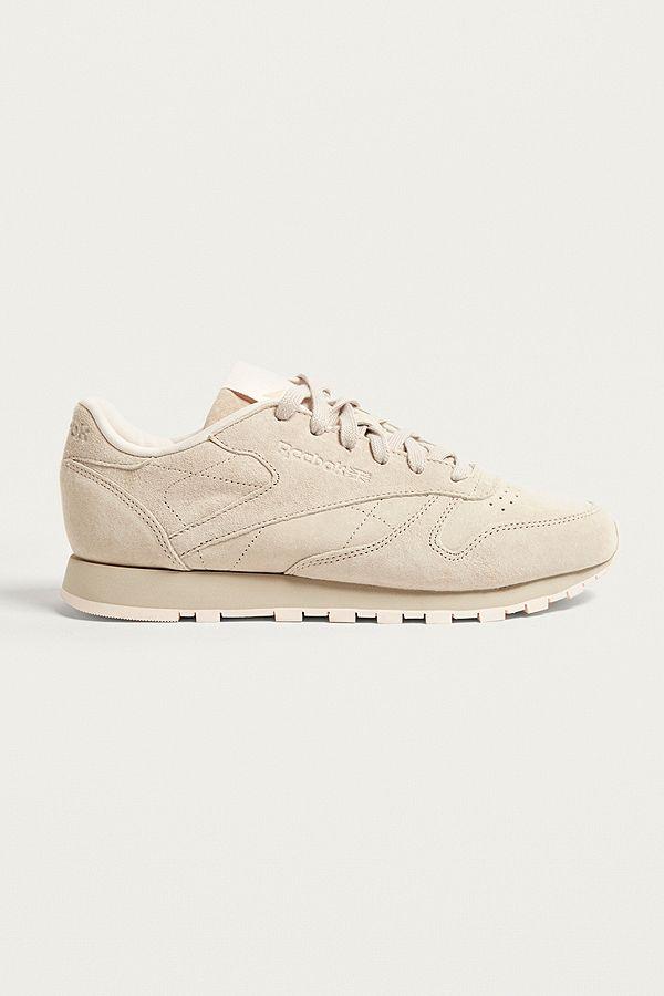 Reebok Classic – Sneaker aus Wildleder in harmonischer Farbgebung ...