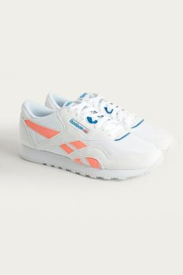 3be96beb240b7 reebok-classic-nylon-trainers by reebok