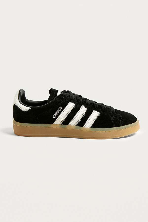 Adidas Campus baskets noir
