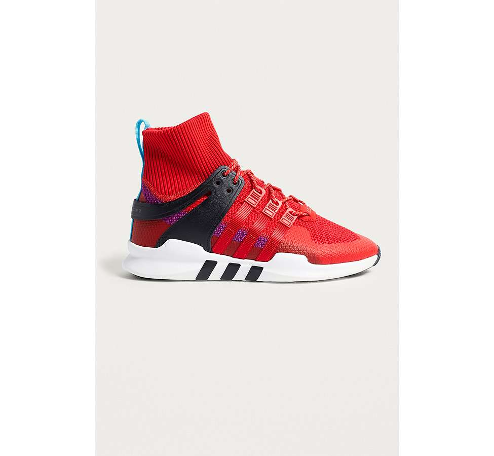"Slide View: 1: adidas – Sneaker ""EQT Support RF ADV"" in Rot"