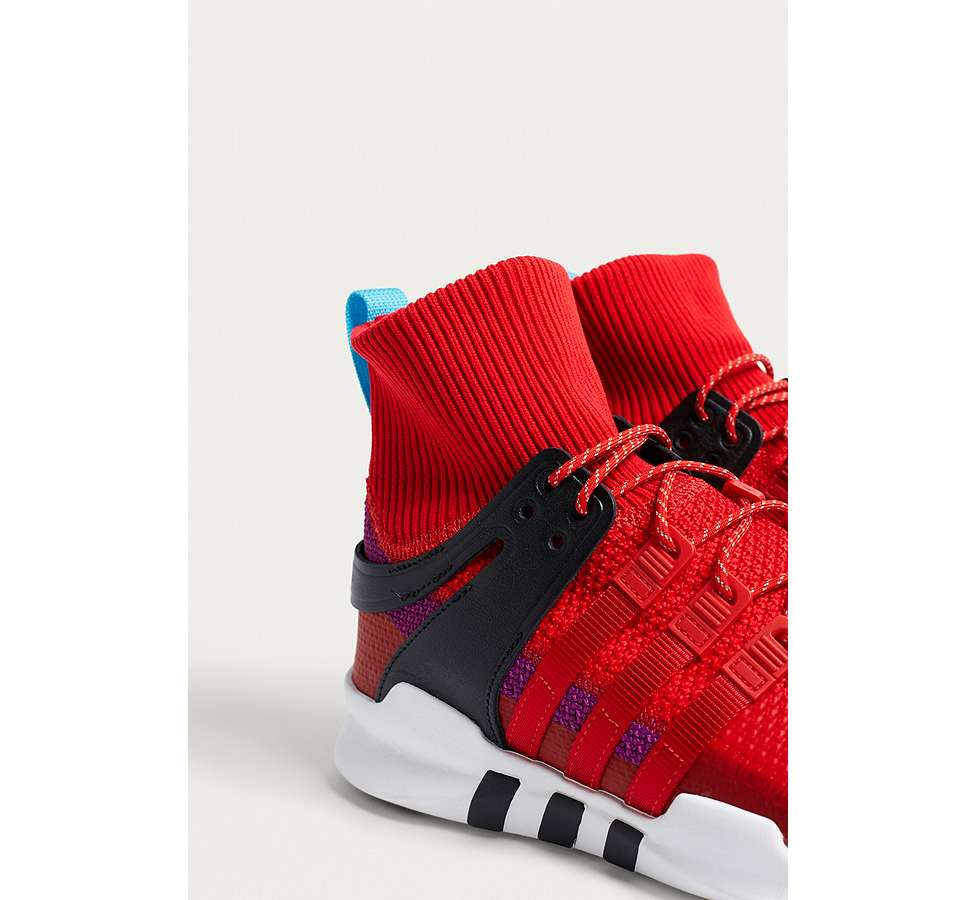 "Slide View: 3: adidas – Sneaker ""EQT Support RF ADV"" in Rot"