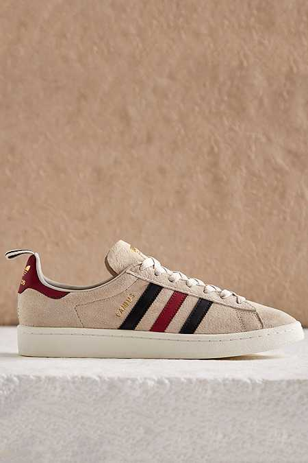 adidas Originals Campus Tan Suede Trainers