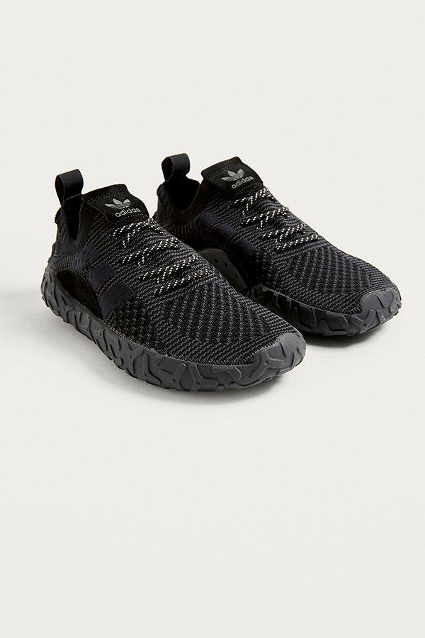 "detailed pictures 970ae 703b6 adidas – Sneaker ""F22 Primeknit"" in Schwarz"