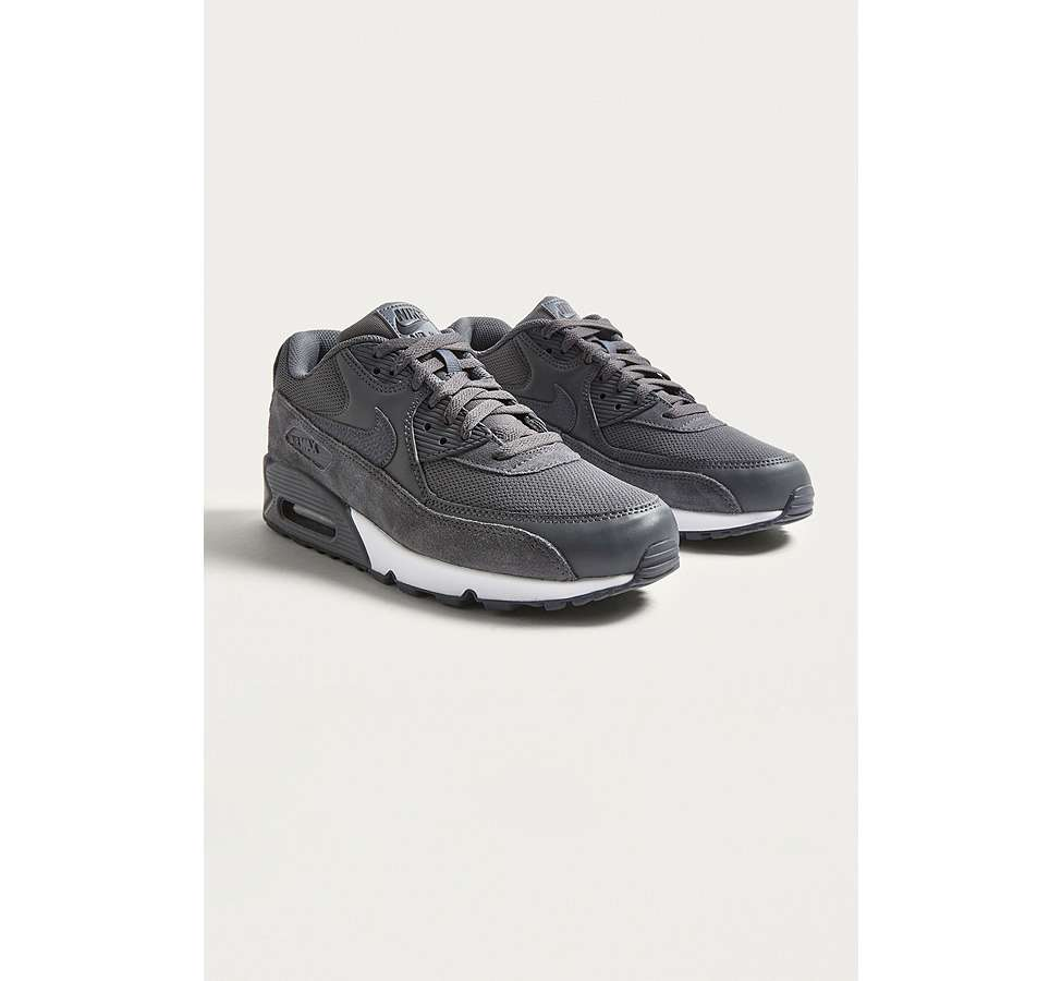"Slide View: 2: Nike – Sneaker ""Air Max 90 Essential"" in Grau"