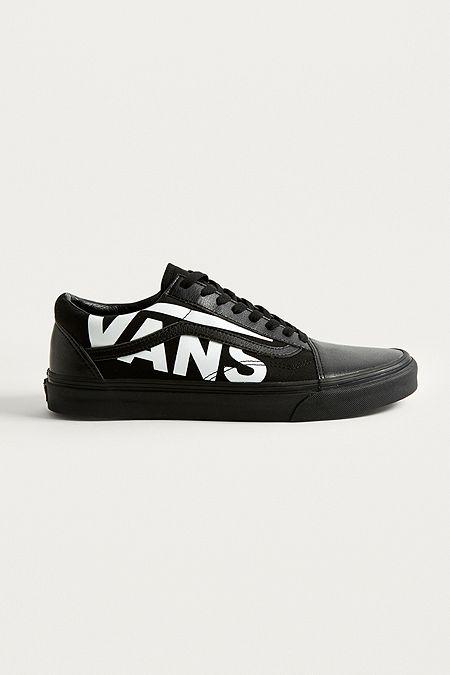 Vans - Baskets Old Skool griffées