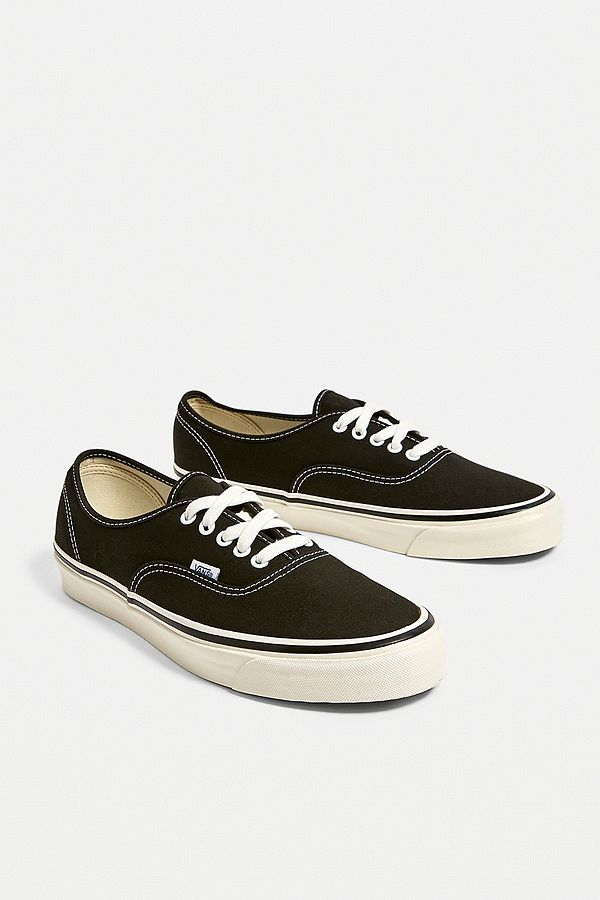 Authentic Og Anaheim 44 Dx Noires Factory Baskets Vans OPZN8Xnwk0