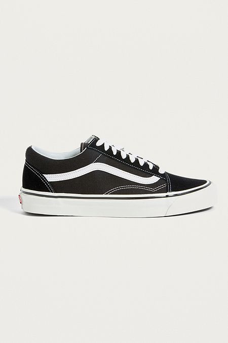 White. Vans Old Skool Anaheim Factory Black Trainers. Quick Shop f1c53a97854