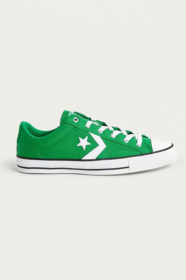 finest selection 24d1b aa88c australia converse all star chuck 70 ox green black af92a 60e95  czech  slide view 1 converse one star green trainers 1a439 fedf8