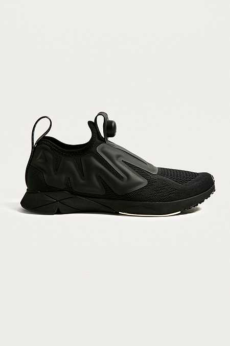 Reebok Pump Supreme Black Trainers