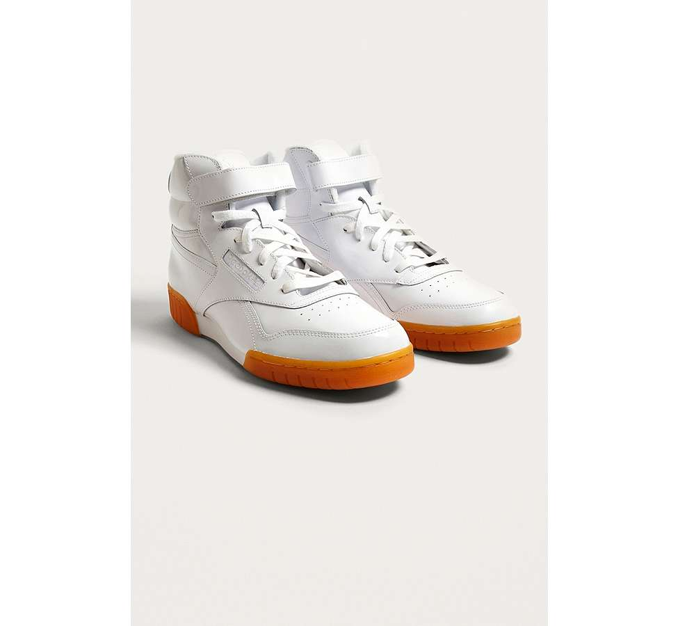 Slide View: 2: Reebok X Opening Ceremony OC Ex-O-Fit Hi Trainers