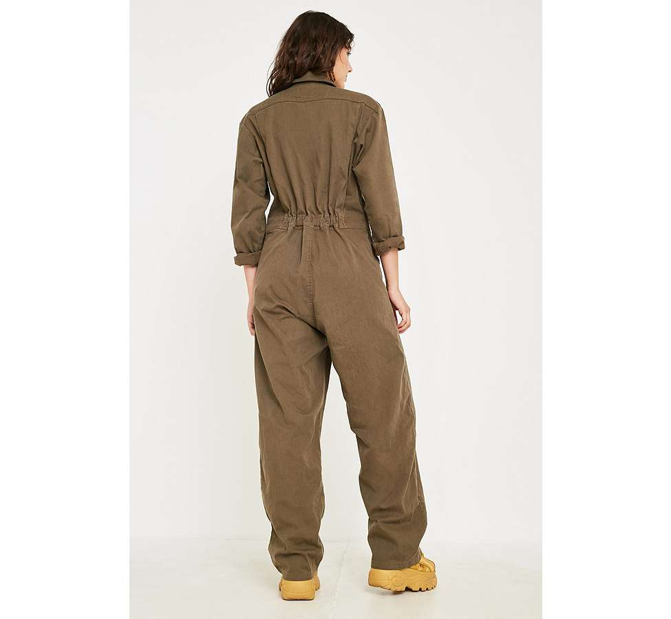 Slide View: 5: Urban Renewal Vintage Customised – Gebleichter Military-Coverall