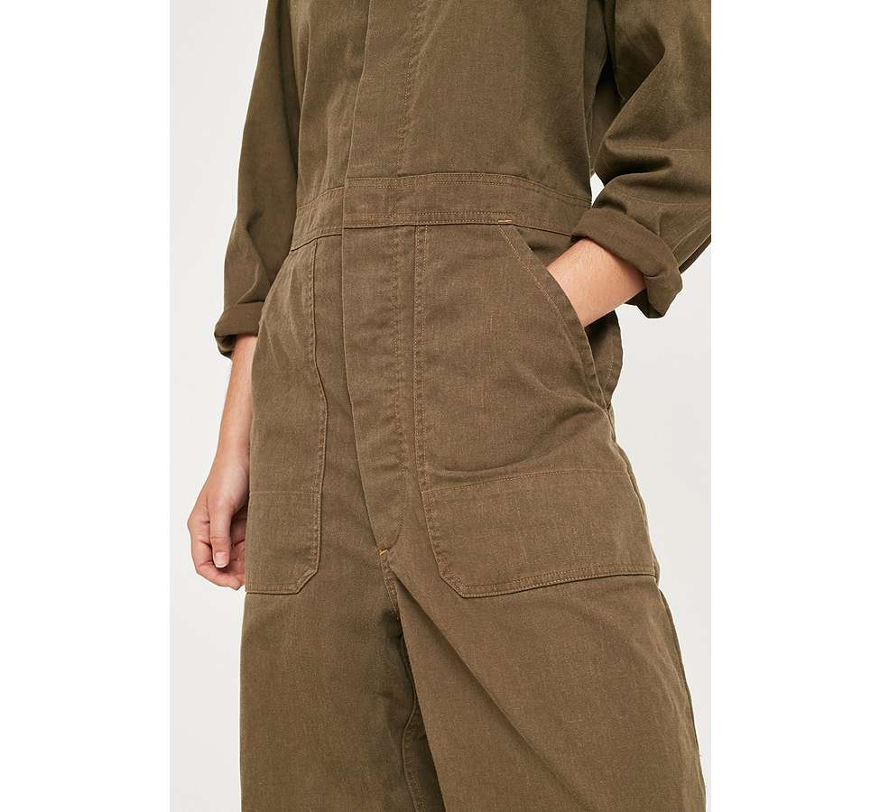 Slide View: 6: Urban Renewal Vintage Customised – Gebleichter Military-Coverall