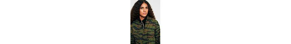 Thumbnail View 5: Urban Renewal Vintage Surplus Camo Jacket