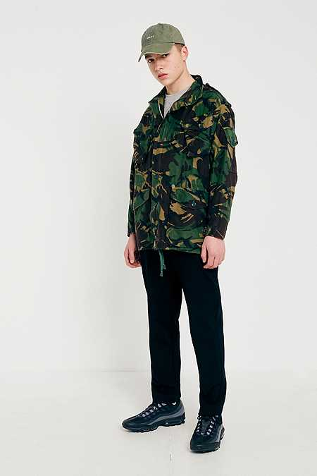 Urban Renewal Vintage Originals Camouflage M65 Jacket