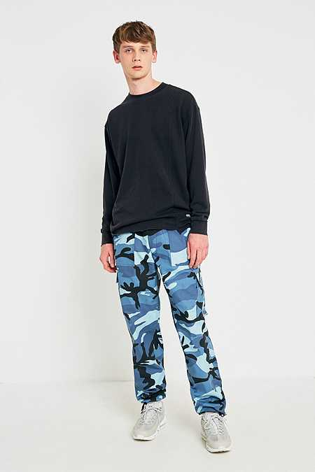 Urban Renewal Vintage Originals - Pantalon camouflage Midnight