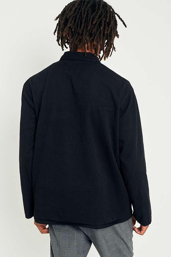 Urban Renewal Vintage Customised Black Work Jacket | Urban Outfitters