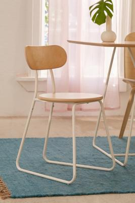 Image of Airo Dining Chair, White