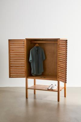 Lita Storage Cabinet - Beige ALL at Urban Outfitters