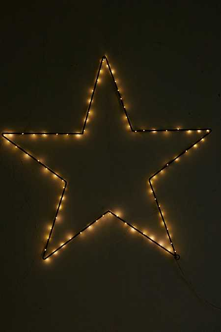 Large Star Fairy Light