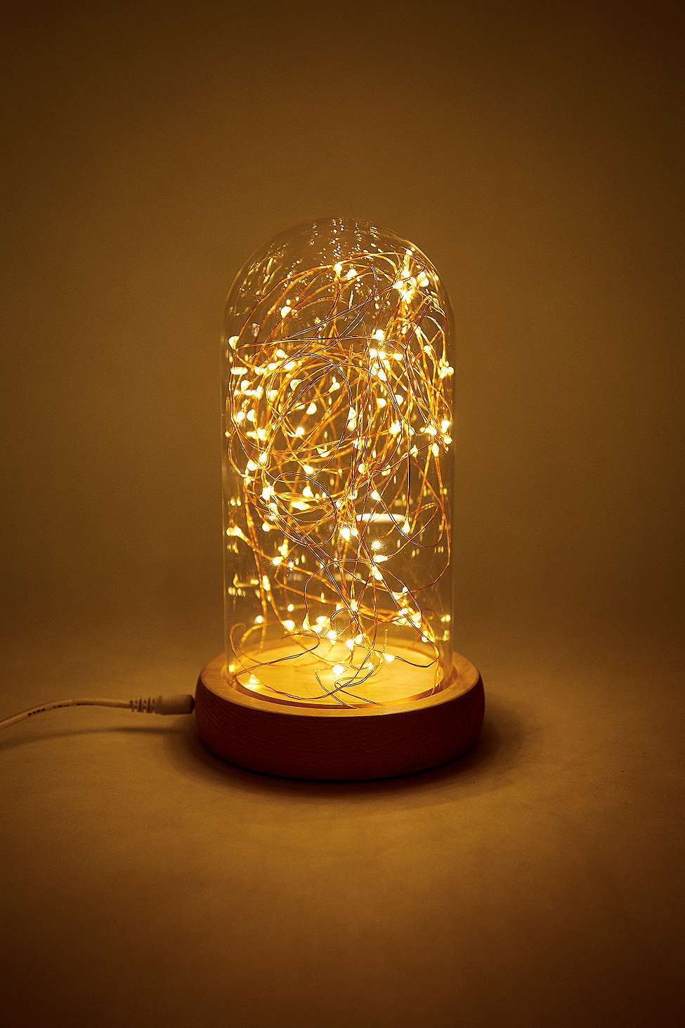Lampe Sous Cloche amber bright - lampe sous cloche | urban outfitters fr