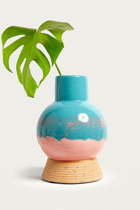 Vase en forme dampoule matilde