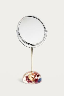 Pressed Flower Mirror by Urban Outfitters