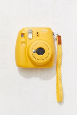 Fujifilm Instax™ Mini 9 Mustard Instant Camera by Fuji