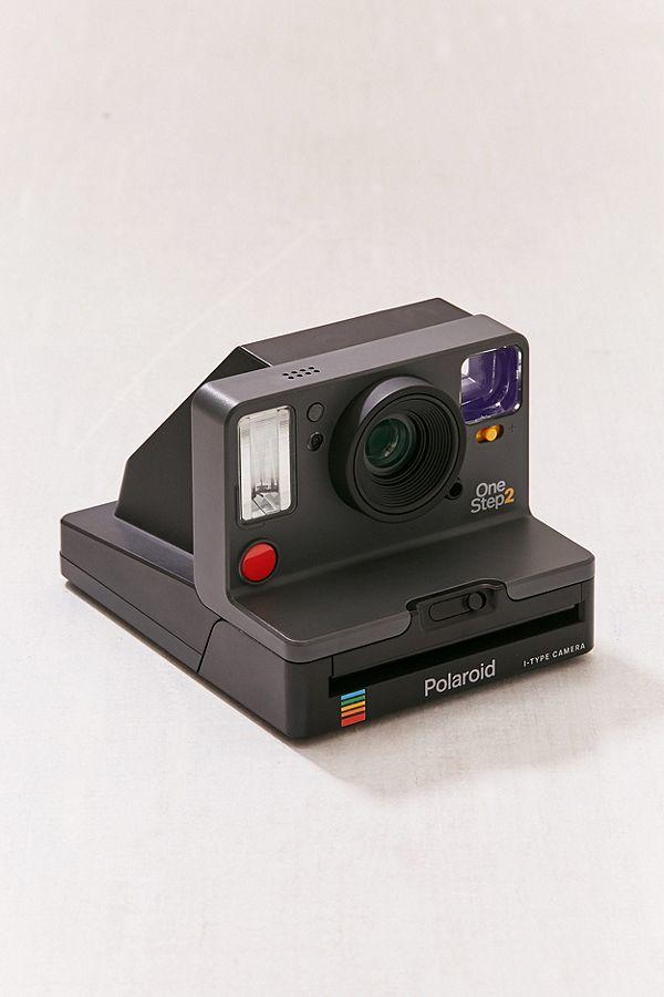 polaroid originals onestep 2 black camera urban outfitters uk