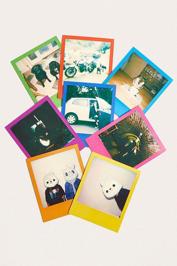 Polaroid Originals Colour 600 Colour Frame Instant Film | Urban ...