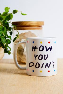 Friends How You Doin'? Mug by Urban Outfitters