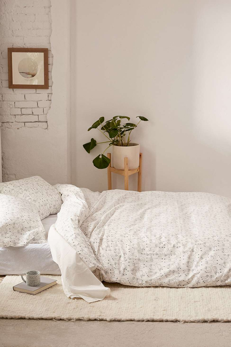 Sloth Duvet Cover Set | Urban Outfitters