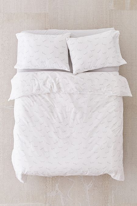 Print Duvet Cover Set
