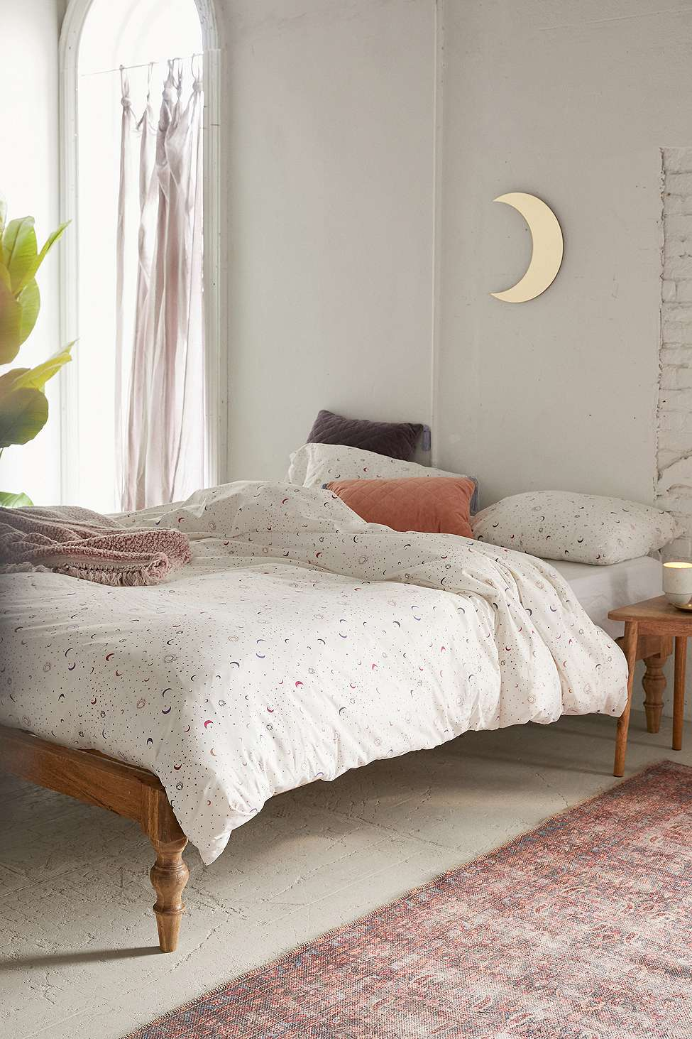 Moon Duvet Cover Set Urban Outfitters Uk