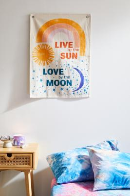 Live By The Sun Tapestry - Assorted ALL at Urban Outfitters