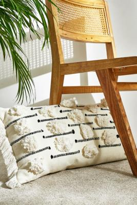 Edra Woven Throw Cushion by Urban Outfitters