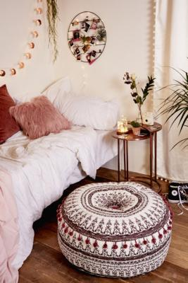 Pom Floor Cushion by Urban Outfitters