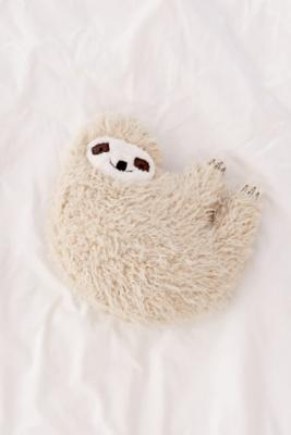 Furry Sloth Cushion by Urban Outfitters