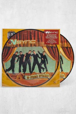 *NSYNC - No Strings Attached LP - Assorted ALL at Urban Outfitters