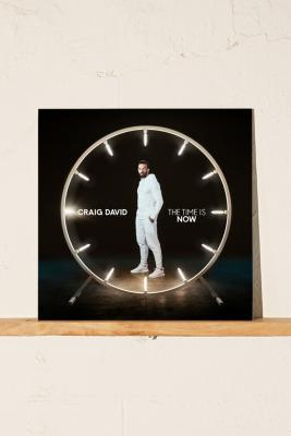 Craig David   The Time Is Now 2 Xlp by Urban Outfitters