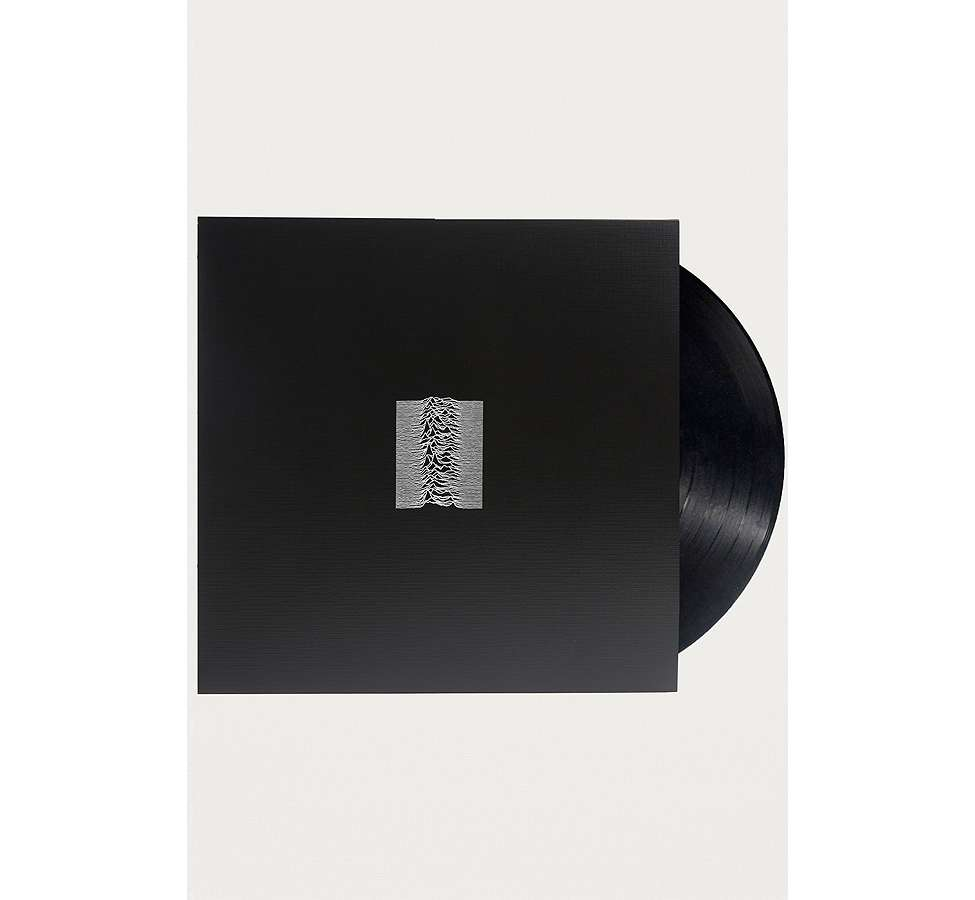 Slide View: 1: Joy Division - Unknown Pleasures LP