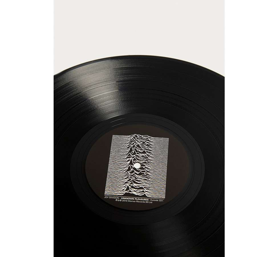Slide View: 2: Joy Division - Unknown Pleasures LP