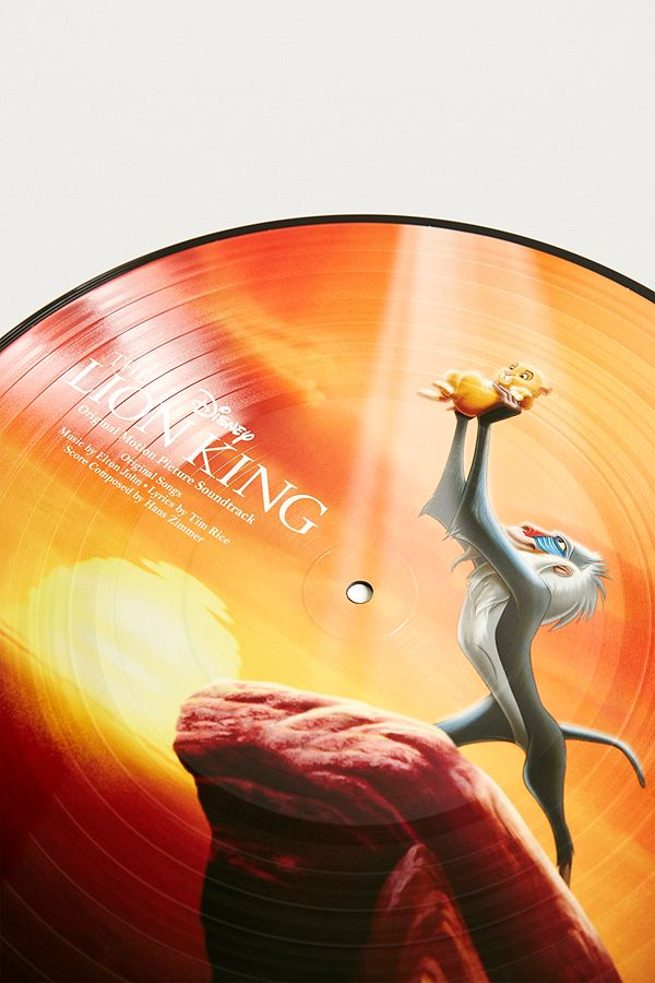 Various Artists - The Lion King Original Motion Picture Soundtrack ...